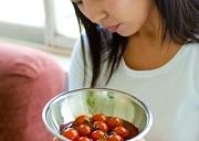 野菜に付着した化学肥料の落とし方